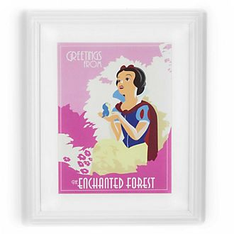 Graham & Brown Snow White Framed Print