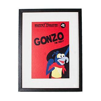 Póster enmarcado Gonzo de Graham & Brown