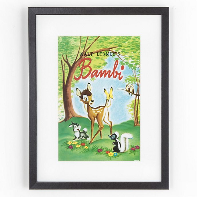Graham & Brown Poster encadré Bambi