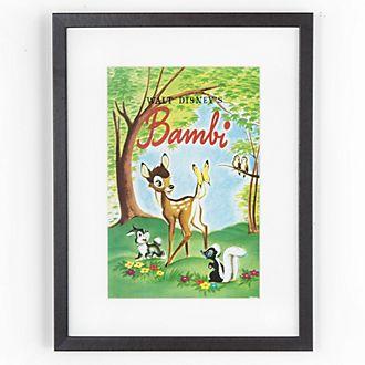 Póster enmarcado Bambi, Graham & Brown