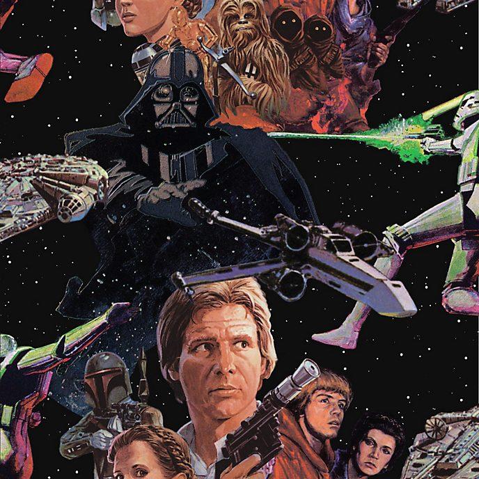 Mural de la película Star Wars de Graham & Brown