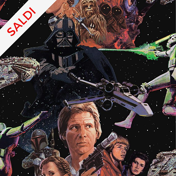 Graham & Brown carta da parati Film Star Wars