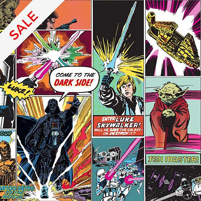 Graham & Brown Star Wars Comic Mural