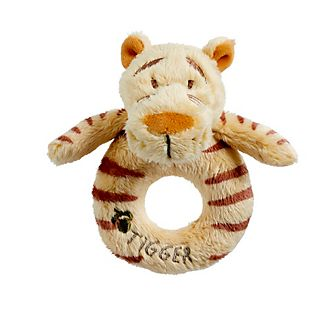 Tigger Baby Rattle