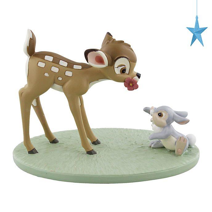 "Figurine Bambi et Pan-Pan ""Special Friends"""