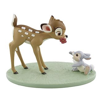 "Figurine Bambi et Pan-Pan ""Special Friends"""