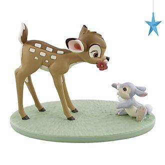 Figurita Bambi y Tambor Amigos especiales