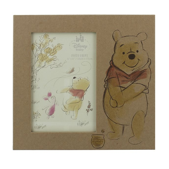 Winnie Puuh - Bilderrahmen für Babyfoto