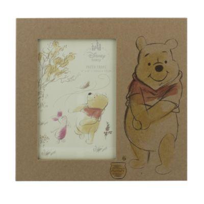 Cadre photo Winnie l'Ourson pour bébé