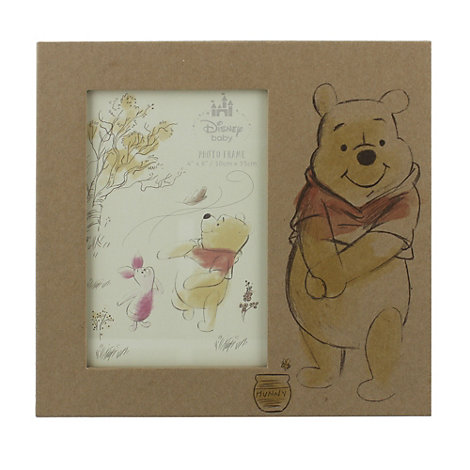 Winnie the Pooh Baby Photo Frame
