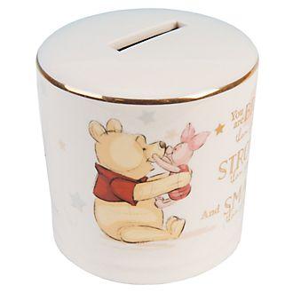 Tirelire Winnie l'Ourson pour bébés
