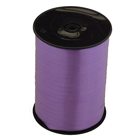 Balloon Ribbon 500m, Purple
