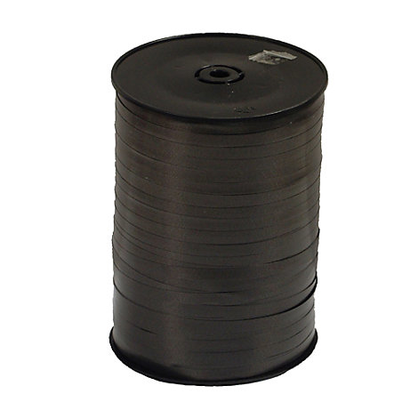 Ballongband 500 m, svart