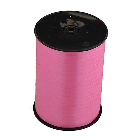 Nastro per palloncini 500 m, rosa