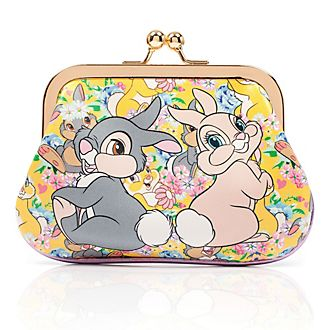 Portamonete Bambi Tippete e Coniglietta Irregular Choice X Disney