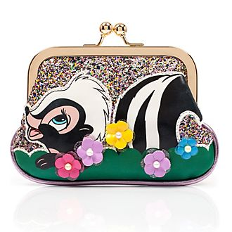 Irregular Choice X Disney Bambi Flower Coin Purse