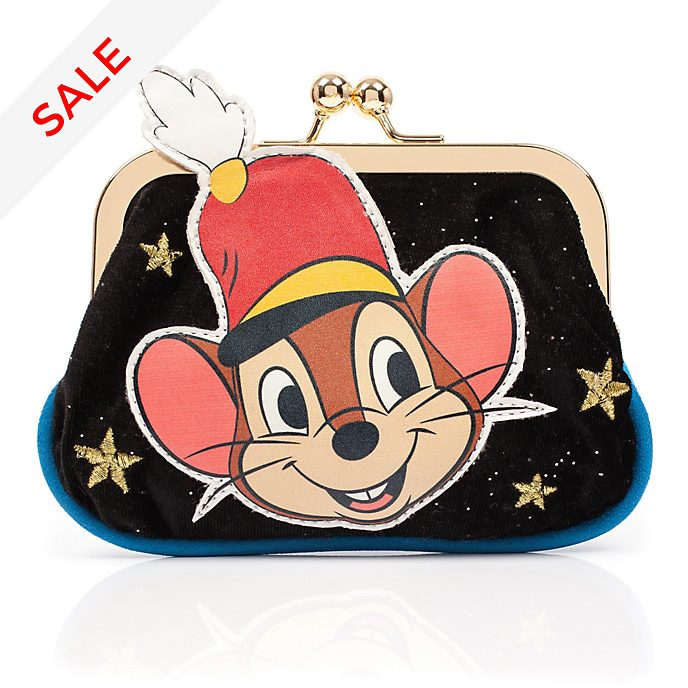 Irregular Choice X Disney Dumbo Timothy Q Mouse Coin Purse