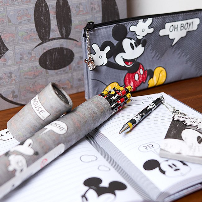 Mickey Mouse Stationery Range