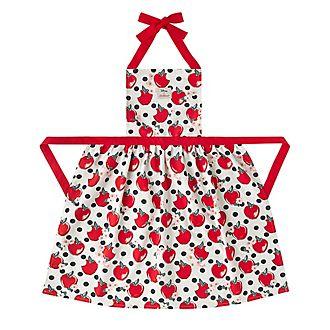 Cath Kidston x Disney - Schneewittchen - Trägerkleidchen im Schürzenstil mit Apfel- und Punktemuster