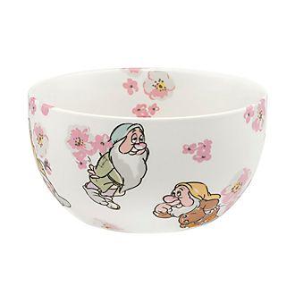 Cath Kidston x Disney - Schale mit Zwerge- und Blütenmuster