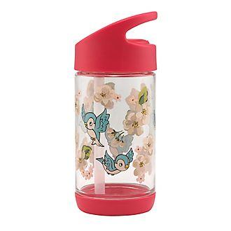 Cath Kidston x Disney - Schneewittchen - Wasserflasche mit kleinen verteilten Blüten
