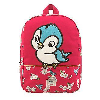 CathKidston x Disney BlancheNeige Sac à dos pour enfants avec motifs d'oiseaux fantaisie
