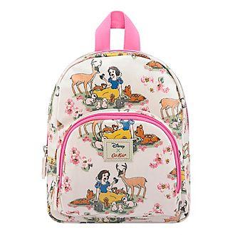 CathKidston x Disney BlancheNeige Mini sac à dos pour enfants avec impression scène de la forêt