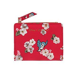CathKidston x Disney BlancheNeige Portefeuille pliable parsemé de fleurs