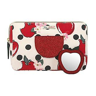 Cath Kidston x Disney bolsa aseo grande manzanas y lunares Blancanieves