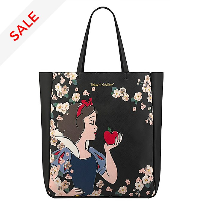 select for authentic shades of half off Cath Kidston x Disney Snow White Scene Tall Tote Bag