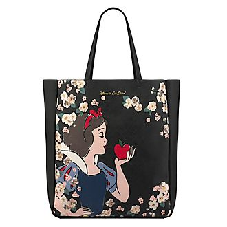 Cath Kidston x Disney borsa tote illustrata grande Biancaneve