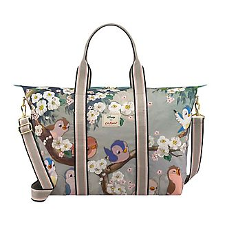 Cath Kidston x Disney Snow White Singing Birds Fold-Away Overnight Bag