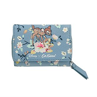 Cath Kidston x Disney - Bambi - Kompakte Geldbörse