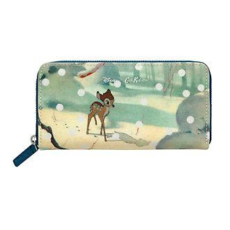 Portafoglio continental Bambi Cath Kidston x Disney