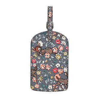 Targhetta bagaglio Bambi Cath Kidston x Disney