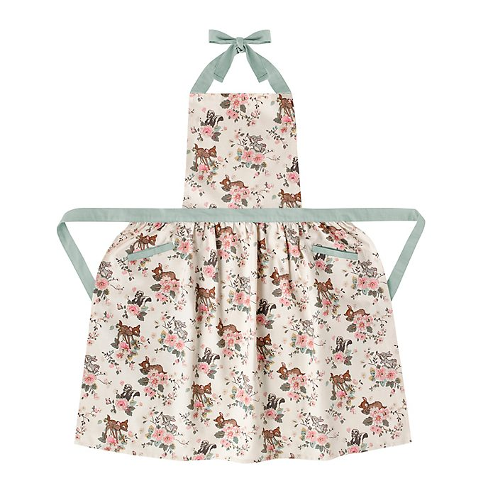 Cath Kidston x Disney Bambi Pinafore Apron For Adults