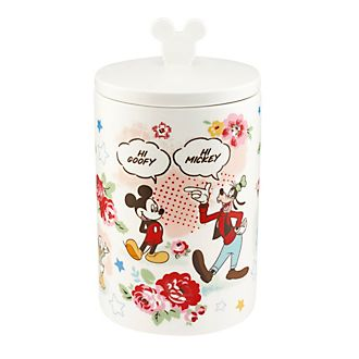 Cath Kidston x Disney Mickey Mouse Cookie Jar