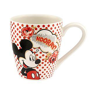Cath Kidston x Disney - Micky Maus - Hooray - Becher