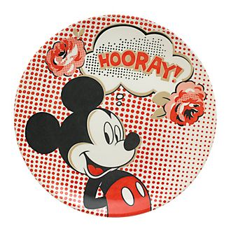 CathKidstonxDisney Mickey Mouse Soucoupe Hooray