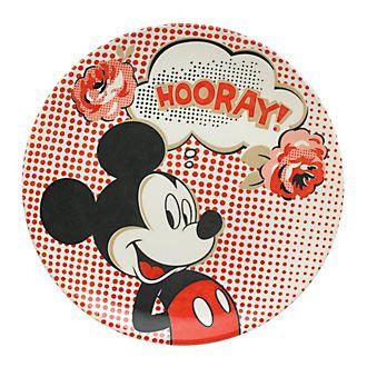 Cath Kidston x Disney - Micky Maus - Hooray - kleiner Teller