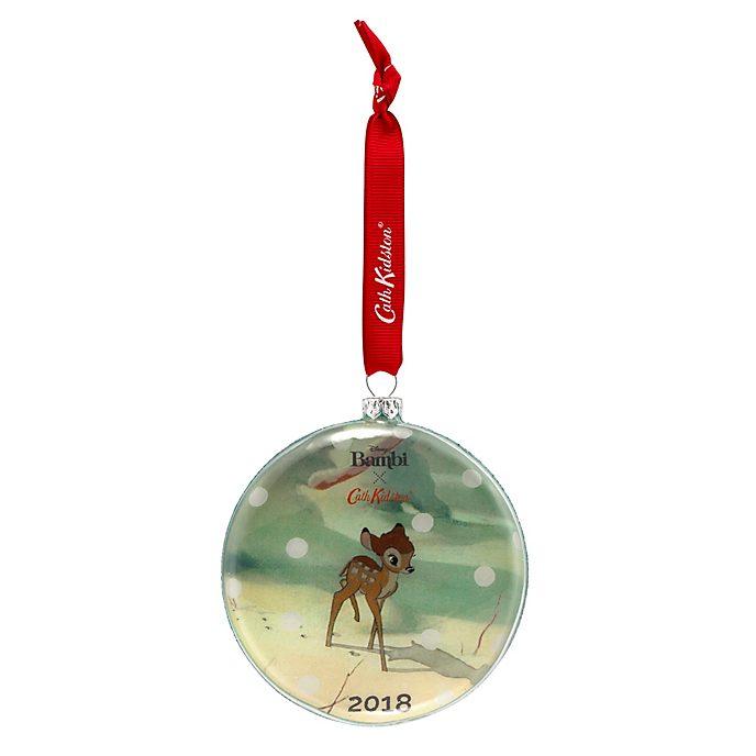 Cath Kidston x Disney - Bambi - Weihnachtskugel für Sammler