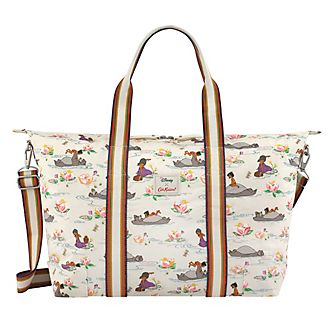 Cath Kidston x Disney The Jungle Book Foldaway Overnight Bag
