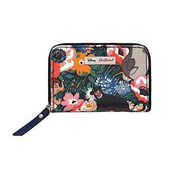 Cath Kidston x Disney - Das Dschungelbuch - Faltbare Geldbörse mit Reißverschluss