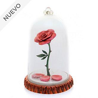 English Ladies Co. adorno de rosa encantada, La Bella y la Bestia