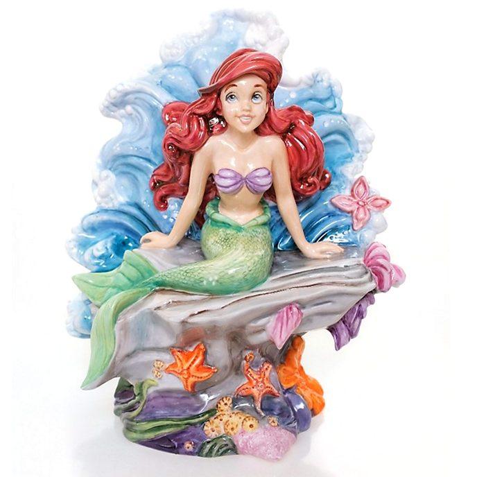 English Ladies Co. Figurine Ariel en porcelaine fine, édition limitée