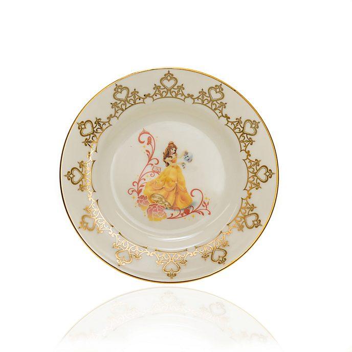 English Ladies Co. Plato de coleccionista porcelana de ceniza de hueso Bella