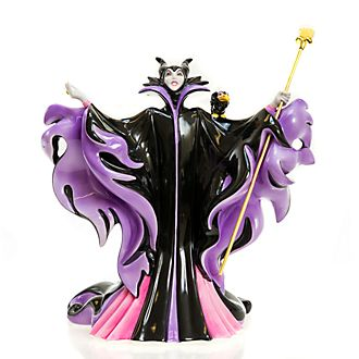 English Ladies Co. Bone China Maleficent Limited Edition Figurine
