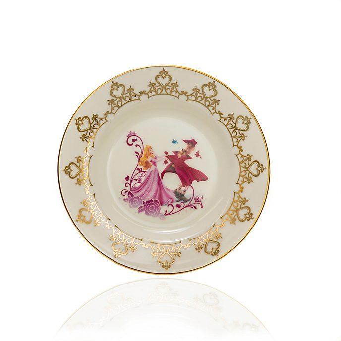 English Ladies Co. Bone China Sleeping Beauty Collector Plate