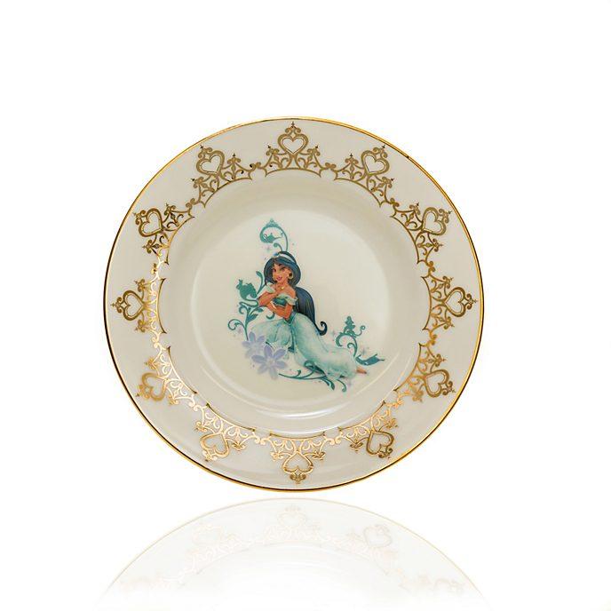 English Ladies Co. Assiette de collection en porcelaine à la cendre d'os, Jasmine