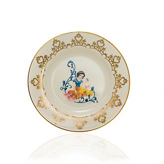 English Ladies Co. Bone China Snow White Collector Plate